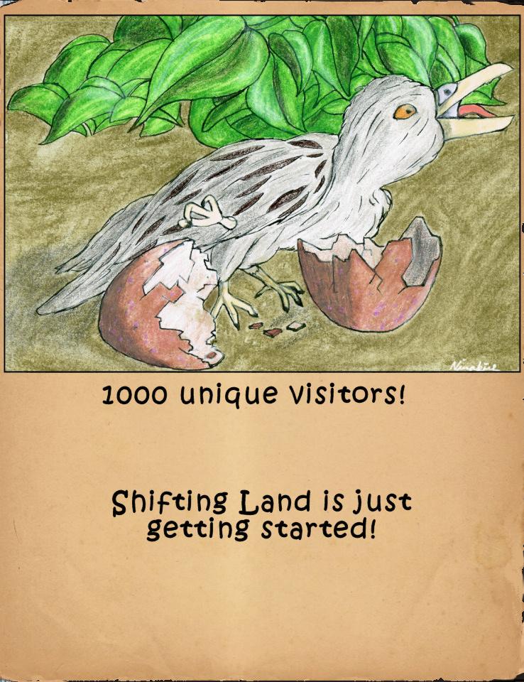 1000 Visitors